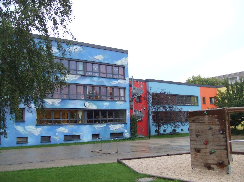 Montessorie vor Umbau